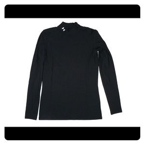 Under Armour Youth Long Sleeve Mock Neck
